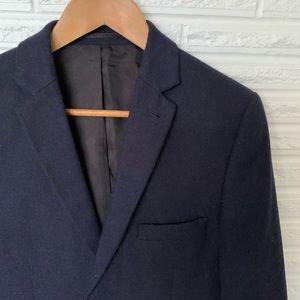 Topman Men's Skinny Wool Blazer US 36